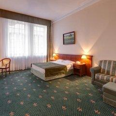 Шаляпин Палас Отель 4* Стандартный номер с 2 отдельными кроватями фото 4