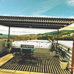 Отель Quinta Velha das Amoreiras бассейн