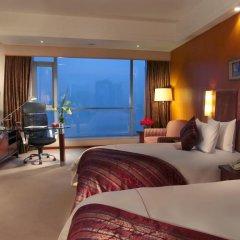 KB Hotel Qingyuan 5* Улучшенный номер с различными типами кроватей фото 2