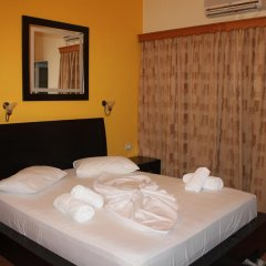 Отель Oskar 3* Стандартный номер с двуспальной кроватью фото 13