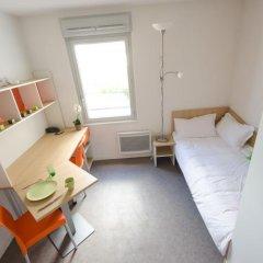 Отель Apparteo Lyon 7 Gerland Франция, Лион - отзывы, цены и фото номеров - забронировать отель Apparteo Lyon 7 Gerland онлайн комната для гостей фото 5