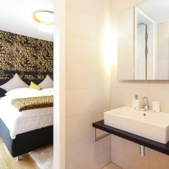 Апартаменты Abieshomes Serviced Apartments - Downtown Апартаменты Премиум с различными типами кроватей фото 10