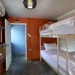 Отель Smile Buri House 3* Кровать в общем номере фото 4