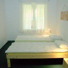Хостел Wishka Стандартный номер с различными типами кроватей фото 5