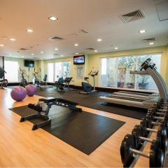 Citymax Hotel Al Barsha фитнесс-зал фото 2