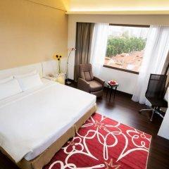 Village Hotel Bugis 4* Номер Делюкс с различными типами кроватей