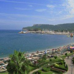 Minta Apart Hotel пляж