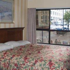 Отель Island Travel Inn Канада, Виктория - отзывы, цены и фото номеров - забронировать отель Island Travel Inn онлайн комната для гостей фото 3