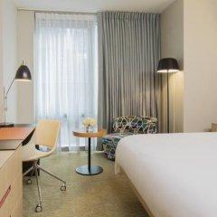 Отель Hyatt Times Square 4* Стандартный номер с различными типами кроватей фото 3