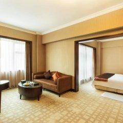 Guangzhou Grand International Hotel 4* Стандартный номер с различными типами кроватей фото 4