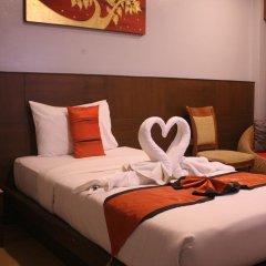 Отель Platinum 3* Улучшенный номер фото 3