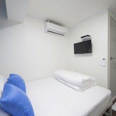 Отель K-GUESTHOUSE Insadong 2 2* Стандартный номер с двуспальной кроватью фото 7