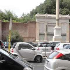 Отель Oltre le Mura Италия, Рим - отзывы, цены и фото номеров - забронировать отель Oltre le Mura онлайн парковка