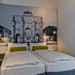 Отель Super 8 Munich City West 3* Стандартный номер с различными типами кроватей фото 3