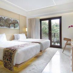 Padma Hotel Bandung 5* Номер Делюкс с различными типами кроватей фото 5
