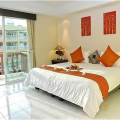 My Hotel 3* Номер Делюкс с двуспальной кроватью фото 2