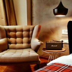 Отель SuB Karaköy - Special Class 4* Стандартный номер с двуспальной кроватью фото 12