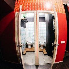 Гостиница Кубахостел Кровать в общем номере с двухъярусной кроватью фото 31