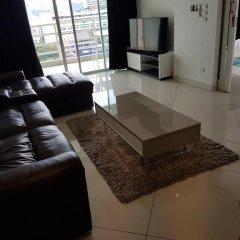 Отель Vtsix Condo Service at View Talay Condo Апартаменты с различными типами кроватей фото 7