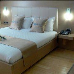 Sky 2 Hotel 4* Стандартный номер с различными типами кроватей фото 6
