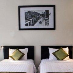 Отель Starfruit Homestay Hoi An 2* Стандартный номер с различными типами кроватей фото 10