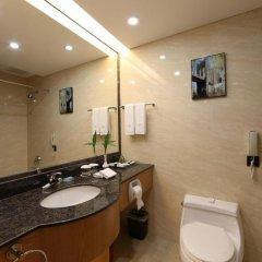 Отель Aurum International Hotel Xi'an Китай, Сиань - отзывы, цены и фото номеров - забронировать отель Aurum International Hotel Xi'an онлайн ванная фото 2