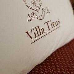 Отель Villa Titus Гаттео-а-Маре комната для гостей фото 3