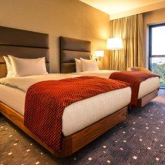 DoubleTree by Hilton Hotel Lodz 4* Стандартный номер с различными типами кроватей фото 3