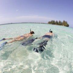Отель Coral Beach Village Resort Гондурас, Остров Утила - отзывы, цены и фото номеров - забронировать отель Coral Beach Village Resort онлайн бассейн