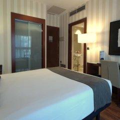 Отель Zenit Coruña 4* Номер категории Эконом с различными типами кроватей фото 7