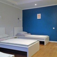 Hostel Nochleg Кровать в общем номере с двухъярусной кроватью фото 21