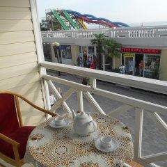 Гостиница Маяк балкон