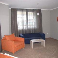 Отель Blue Orange Beach Resort 3* Стандартный номер с различными типами кроватей фото 3