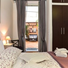 Апартаменты Trastevere Roomy Apartment комната для гостей фото 4