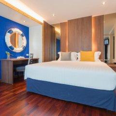 A-One The Royal Cruise Hotel Pattaya 4* Полулюкс с различными типами кроватей фото 5