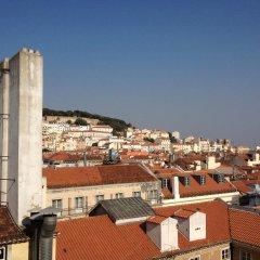 Отель Bons Dias Лиссабон балкон