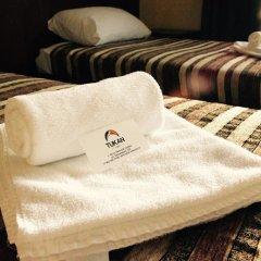 Мини-отель Тукан Стандартный номер с двуспальной кроватью фото 11
