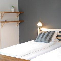 Отель The Bed and Breakfast 3* Стандартный номер с различными типами кроватей (общая ванная комната) фото 3