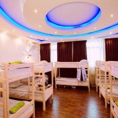 Bm Hostel Arbat Кровать в общем номере двухъярусные кровати фото 5