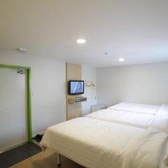 Hotel Sleepy Panda Streamwalk Seoul Jongno 3* Стандартный номер с различными типами кроватей фото 2