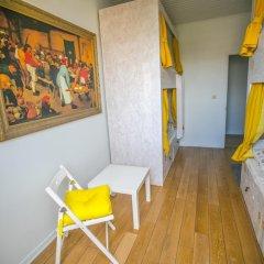 FJC Loft Hostel Кровать в общем номере с двухъярусной кроватью фото 7