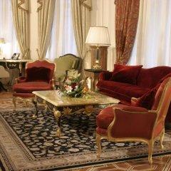 Гостиница Савой 5* Президентский люкс с разными типами кроватей фото 5