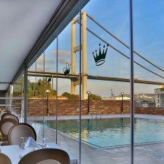 Отель Ortakoy Princess бассейн