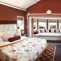 Отель Vivanta By Taj Fort Aguada 5* Улучшенный номер фото 3