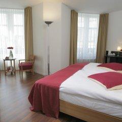Sorell Hotel Seidenhof 3* Улучшенный номер с двуспальной кроватью