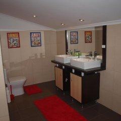 Отель Inn Houzz ванная