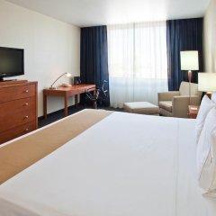 Отель Holiday Inn Express Puebla 2* Стандартный номер с разными типами кроватей