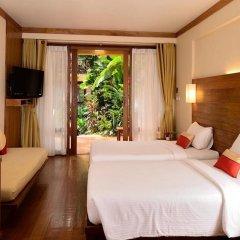Отель Baan Talay Dao 3* Студия с различными типами кроватей фото 2