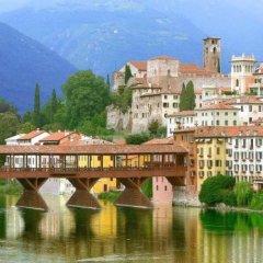 Отель Rosa del Grappa Италия, Роза - отзывы, цены и фото номеров - забронировать отель Rosa del Grappa онлайн приотельная территория