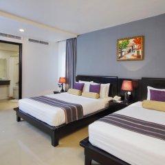 Lavender Hotel 3* Номер Делюкс с различными типами кроватей фото 2